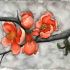 Apple Blossom Friends by ciriva