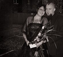 Duotoned Wedding by Smeeff