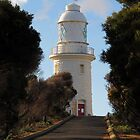 Cape Naturaliste Lighthouse by Stephen Horton
