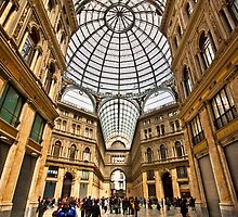 Galleria Umberto by Shaun Whiteman