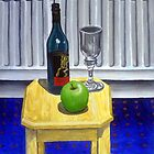 Still-Life on Mini Table by jomillwood