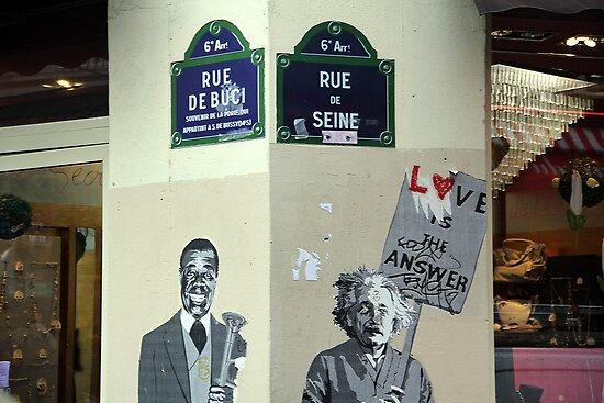Parisian Mosaic - Piece 6 by Igor Shrayer