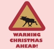 WARNING CHRISTMAS AHEAD! by Rosetta Jallow