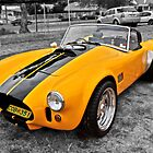 Yellow AC 351 Cobra by Ferenghi