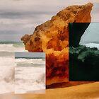 Beach Rock by Vivien Highground