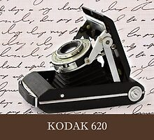 Kodak 620 by VigourGraphics