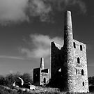 Wheal Peevor by Simon Marsden