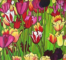 My Heart's in Tuliptime by Susan Duffey