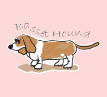 Basset Hound by Diana-Lee Saville
