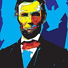 Abraham Lincoln by Clayton Fleshman