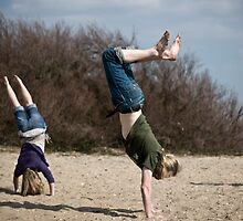 Handstands by Joshdbaker