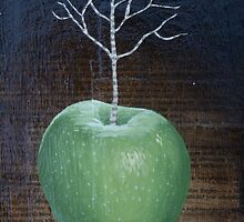 Apple Tree by redtreefactory