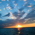 Bahama Sunset by Bobby Rognlien