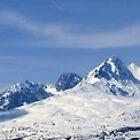 Alps by jonwhitehead