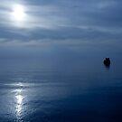 feeling blue by imagegrabber