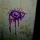 Purple Eye by Bobby Rognlien