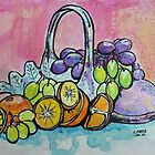 fruit bowl by christine purtle