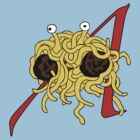 Lofty Pasta &amp; Non-theist by tastypaper
