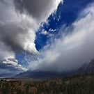 Eastern Sierra Storm by MattGranz
