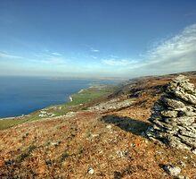 Beautiful Burren landscape by John Quinn