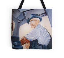 GRANDPA ALBEE Tote Bag