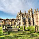 Melrose Abbey by Andrew Ness - www.nessphotography.com