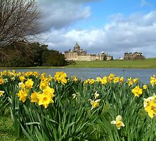 Castle Howard  - Springtime 2006 by Mike Honour