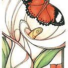 Lacewing by Kiri Moth