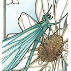 Dragonfly by Kiri Moth
