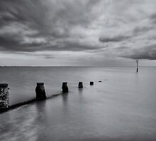 Dovercourt Groyne by Mabs
