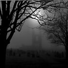 St Andrews graveyard by joak