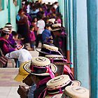 Straw Hats II, Guatemala by morealtitude
