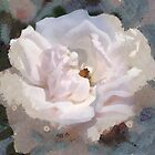 White Klimt Rendition by Fay270