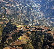 Kathmandu Valley by Harry Oldmeadow