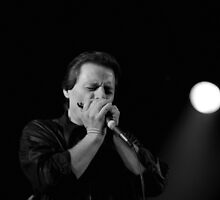 Delbert McClinton by Mike Norton