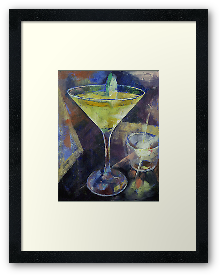 Appletini by Michael Creese
