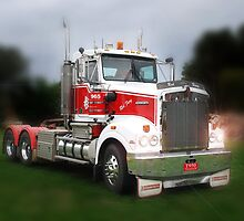 "'Kenworth T950 ""TraditioN"" by Gavin J Hawley"
