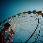 ferris wheel by Katrina Goh