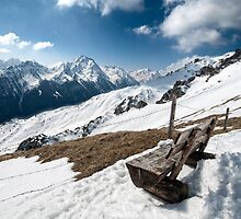 Mountainwatching by Felix Meyer