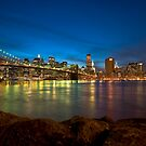 Brooklyn Bridge by Svetlana Sewell