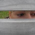 Framing  - Peekaboo by Cory Beyersbergen