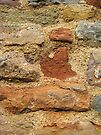 Traditional stone wall by buttonpresser