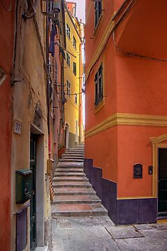 "Lerici - Tipical ""Carobbio"" (Alley) by paolo1955"