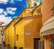 Lerici - San Rocco Church by paolo1955