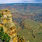 The Grand Canyon Series  - 3 It Keeps Going by Paul Gitto