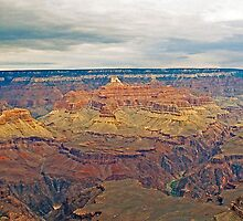 The Grand Canyon Series  - The Grand Canyon by Paul Gitto