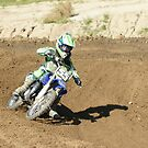 MX Rider #55 on a turn with a clear view of what is next.  Lei Hedger Photography All Rights Reserved by leih2008