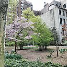 Spring In Tudor City by joan warburton