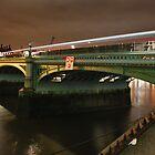 Westminster Bridge London by aaronsmith