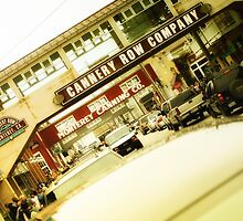 Monterey Canning Co. by Annee Olden